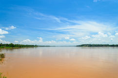 Mekong River Thailand. Stock Photography