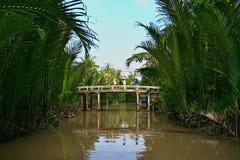 Mekong river,Vietnam. royalty free stock image