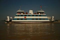 Mekong river,Vietnam. stock images