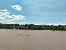 Mekong rzeka fotografia stock