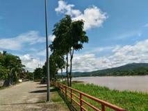 Mekong rzeka zdjęcie royalty free