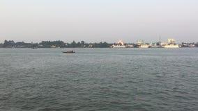 Mekong rzeka w Wietnam zbiory wideo