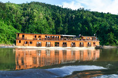 Mekong w stylu zdjęcia stock