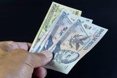 Meksyk banknoty Obrazy Stock