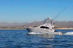 Meksyk Jacht w morzu Obraz Royalty Free