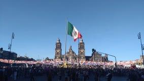 Meksyk Listopad Zdjęcie Royalty Free