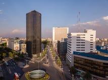 Meksyk, Loterii Nacional budynek - zdjęcia royalty free