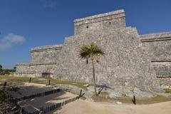 Meksyk, Riviera majowie, Tulum Zdjęcia Stock