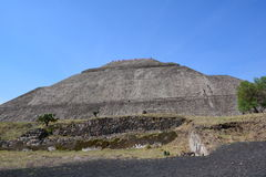 Meksyk teotihuacan Fotografia Stock