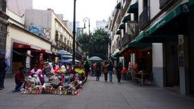 Meksyk ulica obrazy stock