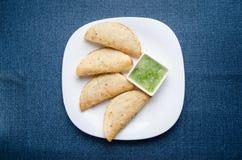 Meksyka?scy tacos dorados fotografia royalty free