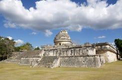 meksykańska świątynia Obrazy Royalty Free