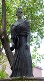 Meksykańska niezależności Leona Vicario statua Obraz Stock