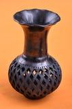 Meksykańska rękodzieło waza od Oaxaca Zdjęcie Stock