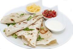 Meksykański jedzenie Zdjęcia Royalty Free