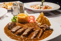 Meksykański jedzenie obrazy royalty free