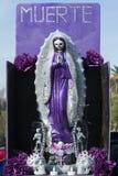 Meksykański ołtarz na szczególe Zdjęcie Stock