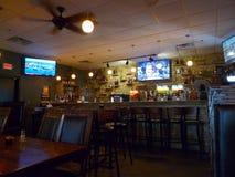 Meksykański restauracja bar - El Zarape Meksykański grill, fort Smith, AR Fotografia Stock