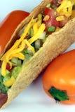meksykański taco fotografia royalty free