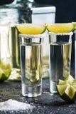 Meksykański Złocisty Tequila Obraz Stock