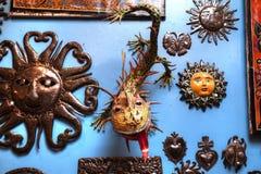 Meksykańscy dekoracyjni przedmioty Zdjęcie Stock