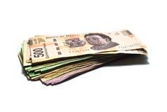 Meksykańscy peso Obrazy Stock