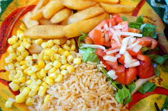 Meksykańska kuchnia Fotografia Stock