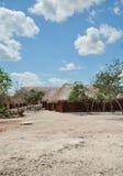 Meksykańska wioska Obraz Stock