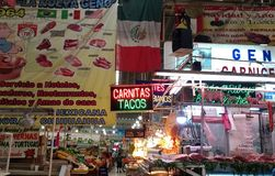 Meksykański jedzenie Zdjęcie Royalty Free