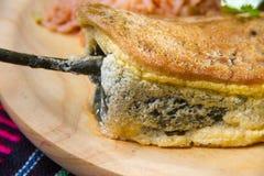 Meksyka?ski jedzenie: chile relleno obrazy stock