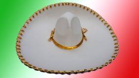 Meksykański kapelusz, Zdjęcia Stock