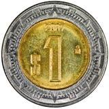 Meksykański peso Obraz Royalty Free