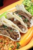 meksykański tacos Fotografia Royalty Free