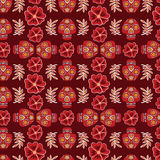 Meksykańskie czaszki z nagietkami Fotografia Stock