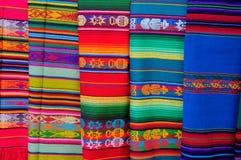 meksykańskie koc Fotografia Stock