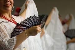 meksykańskie tancerek Fotografia Royalty Free