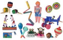 Meksykańskie zabawki Zdjęcia Royalty Free