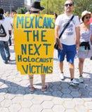 Meksykanie Następne holokaust ofiary Zdjęcie Stock