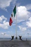 meksykanin bandery Fotografia Royalty Free