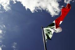 meksykanin bandery Zdjęcie Stock