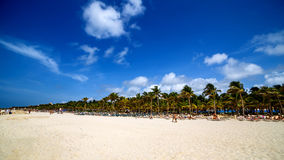 meksykanin na plaży Obrazy Royalty Free