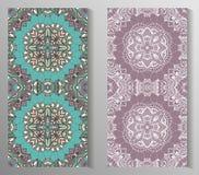Meksykanin stylizujący Talavera tafluje bezszwowego wzór Tło dla projekta i mody Język arabski, indianów wzory Zdjęcie Stock