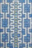 Meksykanina dachówkowy tło obrazy stock