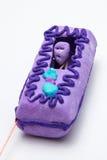 Meksykanina Dia De Muertos dzień Nieżywa cukierek trumna zdjęcie stock