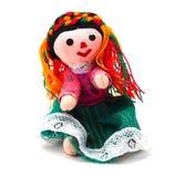 Meksykańska lala Obraz Royalty Free