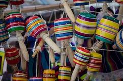 Meksykańskie zabawki Fotografia Royalty Free