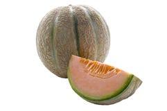 Melão do Cantaloupe Imagens de Stock Royalty Free