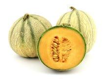 Melão do Cantaloupe Imagem de Stock Royalty Free