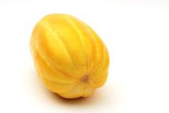 Melón chino amarillo Fotografía de archivo libre de regalías