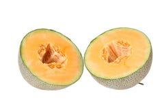 Melón de Hami del melón del cantalupo fotos de archivo